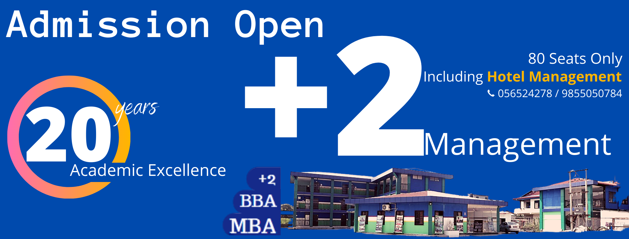 Admission Open – Grade 11